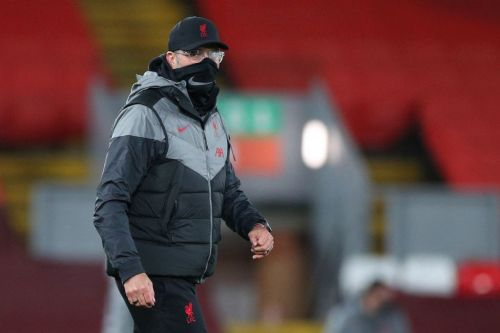 Jurgen Klopp names the player Liverpool struggled to cope with against Sheffield United