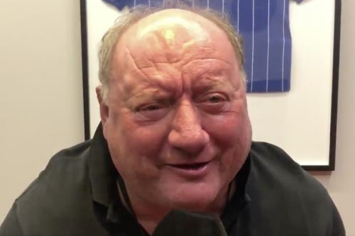 Alan Brazil calls out Rangers legend Ally McCoist as he bursts into song in madcap Celtic video