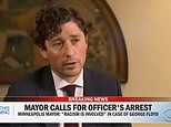 Minneapolis Mayor says George Floyd would still be alive if he were white