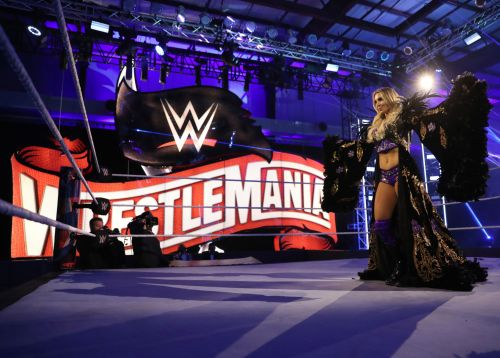 WWE's Charlotte Flair wonders if she's an 'outsider' at Performance Center