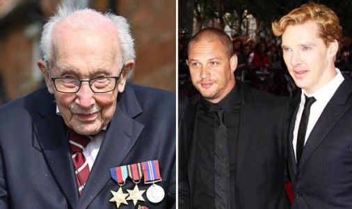 Captain Sir Tom Moore MOVIE announced: Tom Hardy, Benedict Cumberbatch favourites to star
