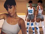 Halsey shows off her pert derriere in Daisy Dukes and her new hairstyle in racy Instagram post