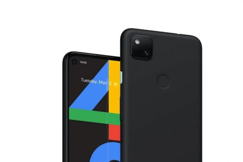 Google Pixel 4a picture appears on Google Store, leaving us wanting more