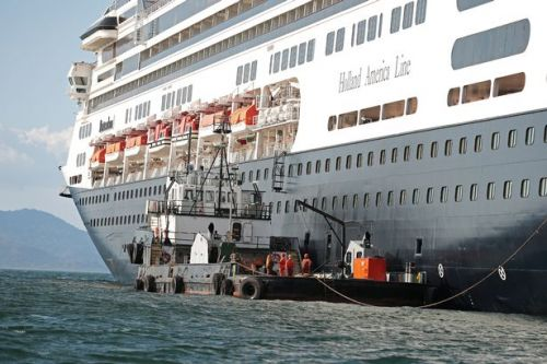 Four dead on cruise ship stranded by Covid-19 outbreak with 220 Brits on board