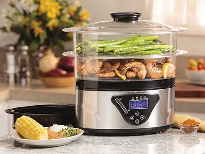 The best food and vegetable steamers
