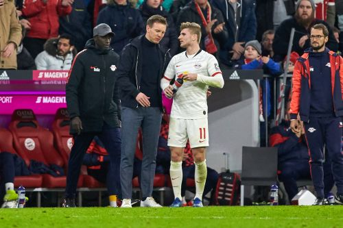 Leipzig boss Julian Nagelsmann gives Liverpool hope over Timo Werner transfer move