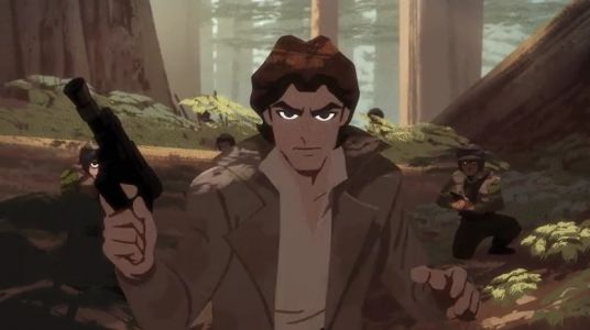 Watch Han Solo Grow from Scoundrel to Hero in This Animated Star Wars Short