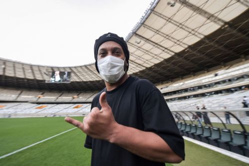 Ronaldinho confirms he has tested positive for Covid-19
