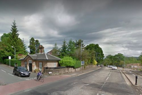 Manhunt launched after pensioner attacked in Scots street