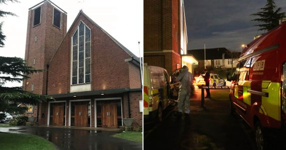 Boy seriously burned at Christmas carol concert is in critical condition