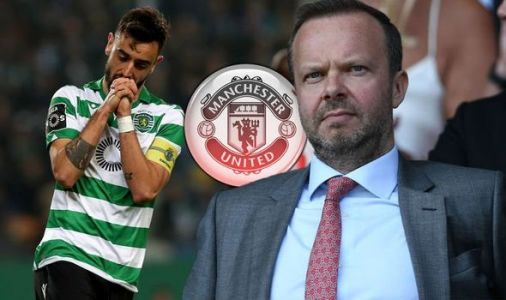 Man Utd transfer bid for Bruno Fernandes rejected by Sporting due to bizarre bonus clauses