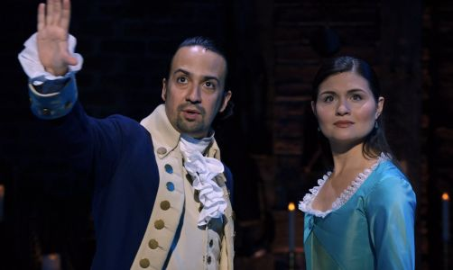 Disney Plus got a huge boost in app downloads from the 'Hamilton' movie