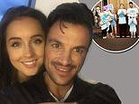 Emily Andre admits she's loved having husband Peter around during lockdown