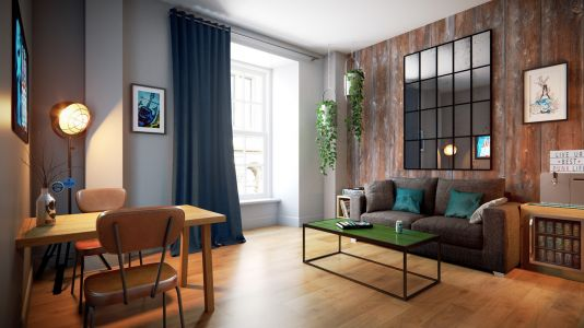 Scottish brewing giant BrewDog launches first in a series of new city centre mini-hotels in Aberdeen