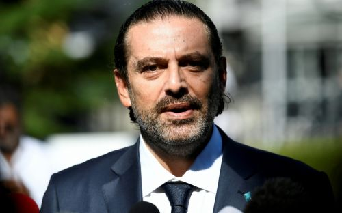 Saad Hariri, ousted as Lebanon's prime minister last year, chosen as country's new prime minister