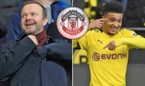 Man Utd chief Ed Woodward has way of ending Jadon Sancho transfer saga once and for all