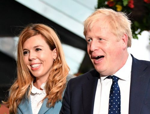 Boris and Carrie 'heading to Scotland for two-week staycation'