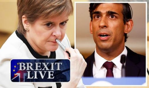 Brexit LIVE: Give us MORE! Greedy SNP orders Boris to hand over £1.3bn due to EU exit