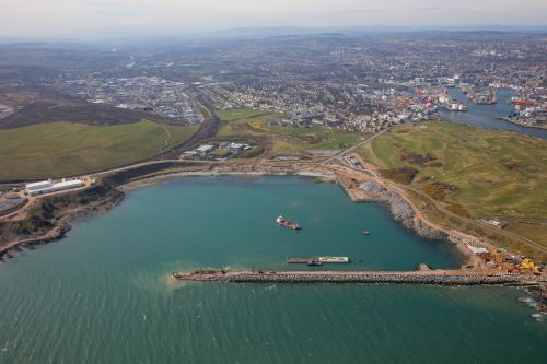 Potential for 'thousands' of jobs as Sir Ian Wood unveils plans for Aberdeen 'Energy Transition Zone'