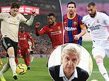 Arsene Wenger insists the European Super League would 'destroy' the Premier League
