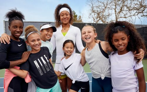 Naomi Osaka launches initiative to boost girls' sports participation in Tokyo