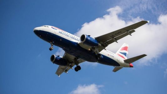 British Airways to offset emissions on all UK domestic flights