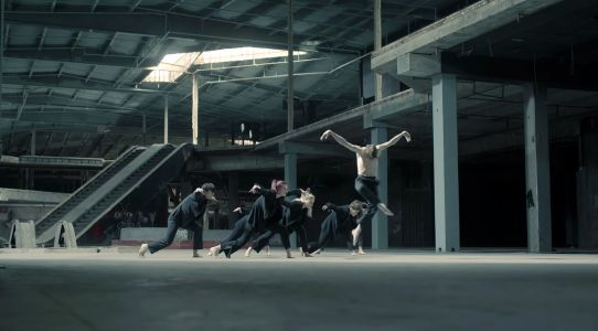 BTS released a new song with an interpretive dance art film, performed in an abandoned shopping mall