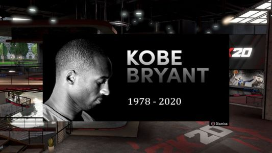 NBA 2K20 game pays tribute to Kobe Bryant