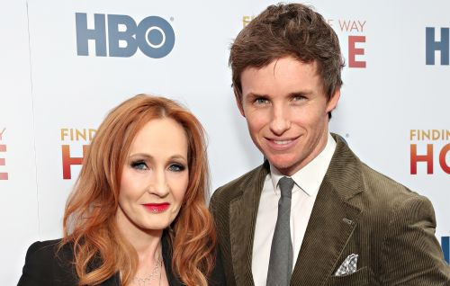 "Eddie Redmayne wrote to J.K. Rowling following ""vitriol"" over her transgender comments"