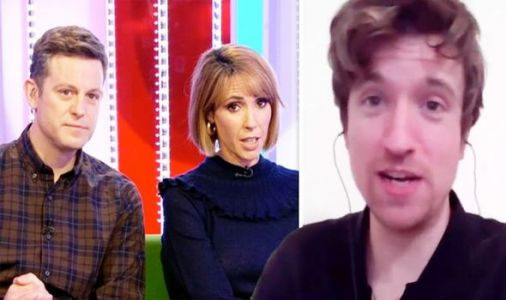 Greg James returns to BBC after 'going missing' as he reveals ordeal to The One Show