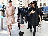 How Meghan Markle's style is different in New York City for her baby shower trip