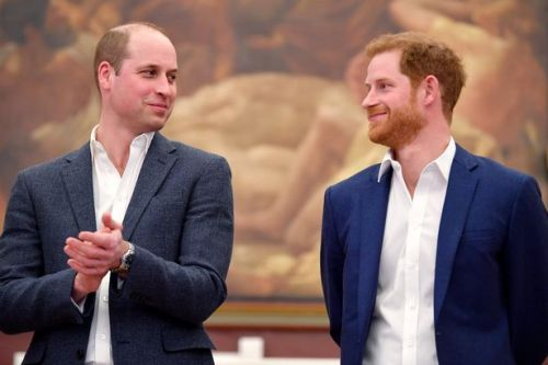 Prince Harry vows to 'always be there for' William despite Meghan and Kate 'row'