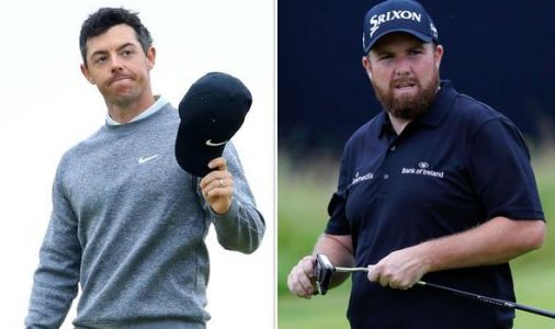 Rory McIlroy backs Shane Lowry for Open glory after missing cut at Royal Portrush