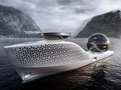 Superyacht powered by nuclear reactor is offering $3 million ticket for free, if you're a student