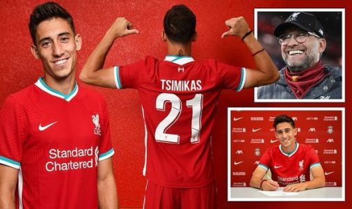 Liverpool signing Kostas Tsimikas reveals who pushed him to complete Anfield transfer