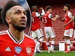 Arsenal's Pierre-Emerick Aubameyang 'demands three-year deal and wages of around £250,000-a-week