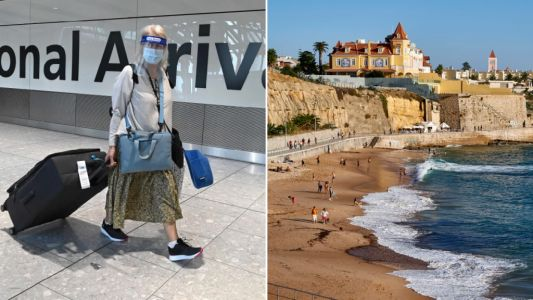 Portugal air bridge 'to open within days' as travel list is updated