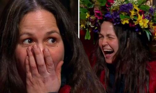 Giovanna Fletcher crowned I'm A Celebrity 2020 winner 'Thank you so much!'