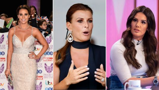 Danielle Lloyd brands Rebekah Vardy 'rat' as she wades into Coleen Rooney 'fake stories' row