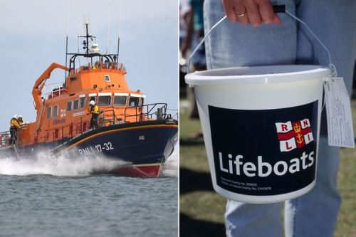 Brits cancel RNLI donations because organisation saves lives in other countries