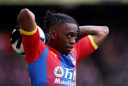 Man Utd 'agree record £55m transfer fee for Crystal Palace star Aaron Wan-Bissaka'