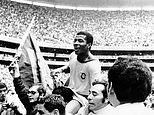 'I'm not dead!': How Pele inspired Brazil to redemption at the 1970 World Cup in Mexico