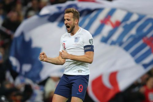 England qualify for Euro 2020 in style with 7-0 battering of Montenegro at Wembley