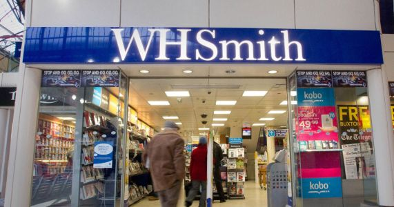 WH Smith may start closing stores putting 1,500 jobs at risk