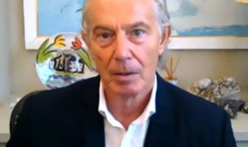 'How is he an expert?!' Tony Blair faces vicious backlash after Covid vaccine comments