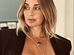 Age-defying Louise Redknapp, 45, puts on a VERY busty display as she dons sexy bikini