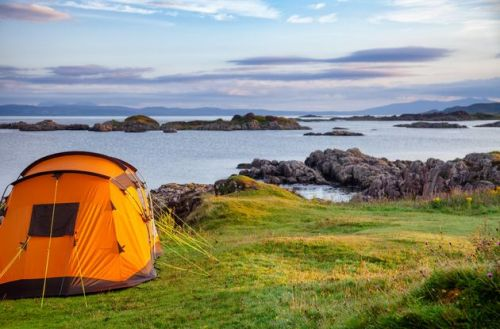 Burying Poos And Finding Water: The Dos And Don'ts Of Wild Camping