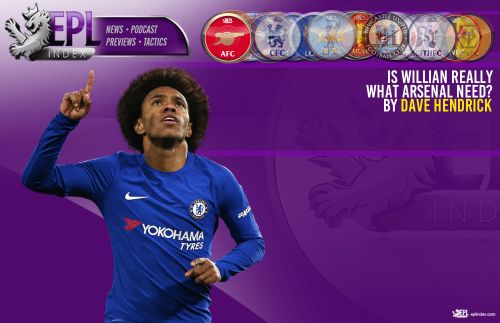 Is Willian Really What Arsenal Need?