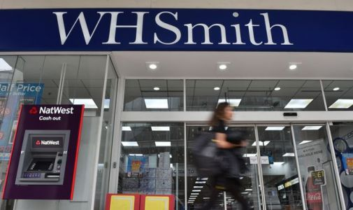 Up to 1,500 jobs threatened at WH Smith after drop in customers