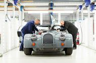 Morgan ditches traditional ladder chassis for next-gen frame